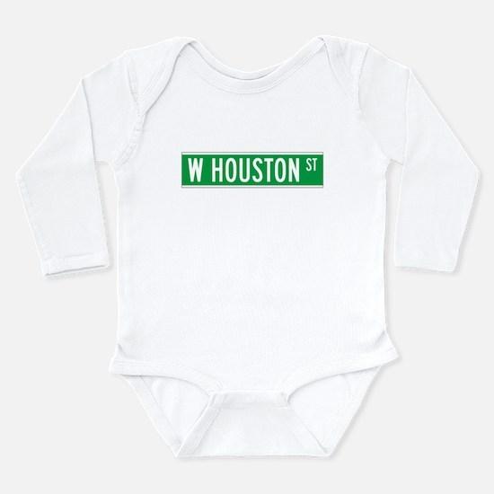 Cute Soho new york Long Sleeve Infant Bodysuit