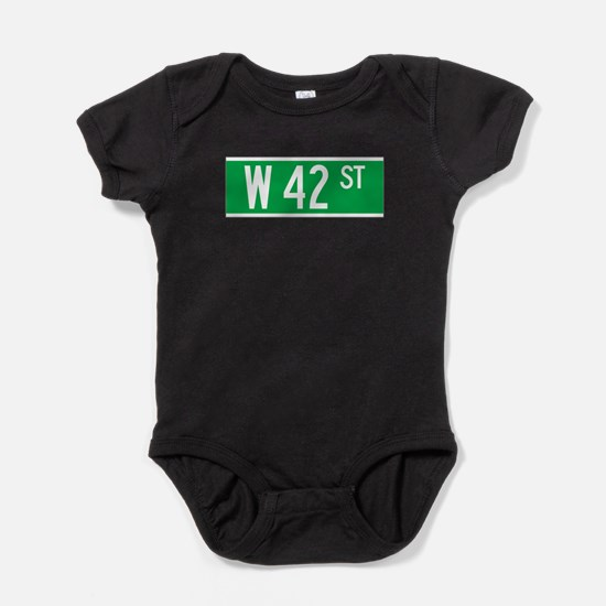 Unique 42 name Baby Bodysuit