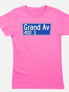 Cute Grand avenue Girl's Tee