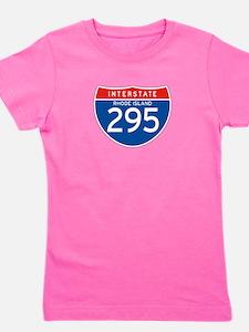 Interstate 295 - RI Girl's Tee