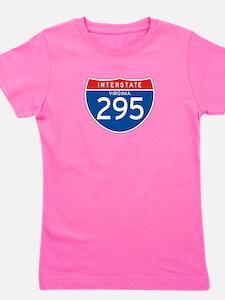 Interstate 295 - VA Girl's Tee
