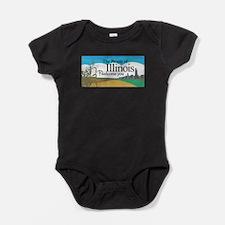 Unique Rockford Baby Bodysuit