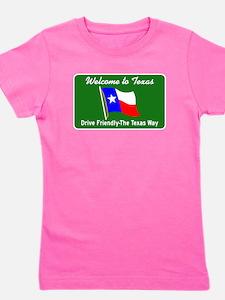 Unique Texas san antonio roadrunners Girl's Tee