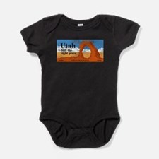 Welcome to Utah - USA Baby Bodysuit