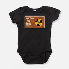 Cute Berkeley california Baby Bodysuit