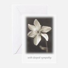 Cute Sympathy Greeting Cards (Pk of 20)