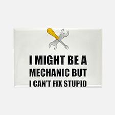 Unique Car repair Rectangle Magnet