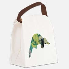 Unique Platypus Canvas Lunch Bag