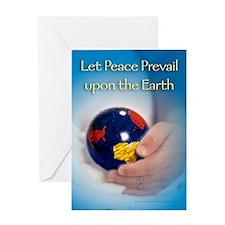 Holiday Peace Greeting Card