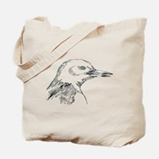 Unique Birds silhouette Tote Bag