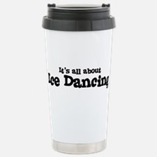 Unique It is all about paddleball Travel Mug