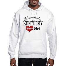 Somebody in Kentucky Loves Me Hoodie
