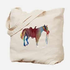 Cute Horse Tote Bag