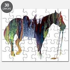 Unique Horse girls Puzzle