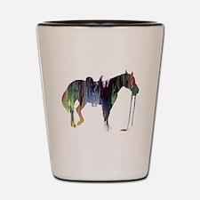 Cute Horse themed Shot Glass