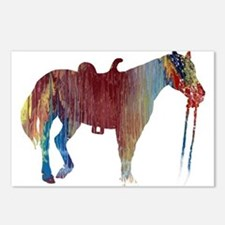 Horse Postcards (Package of 8)