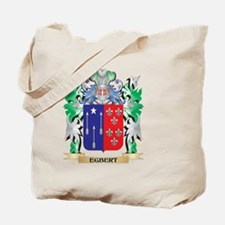 Egbert Coat of Arms (Family Crest) Tote Bag