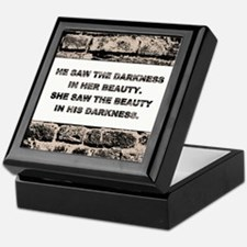 DARKNESS & BEAUTY Keepsake Box