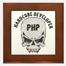 Unique Php Framed Tile