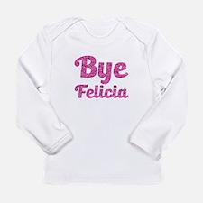 Cute Felicia Long Sleeve Infant T-Shirt