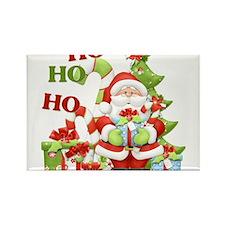Unique Christmas Rectangle Magnet