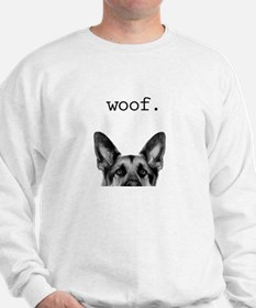Funny German shepherd Sweatshirt