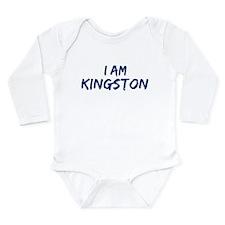 Unique Kingston Long Sleeve Infant Bodysuit