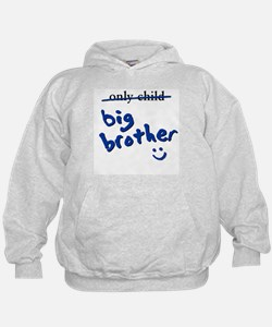 Cute Only child big brother Hoodie