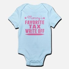Mommys Favorite Tax Write Off Body Suit