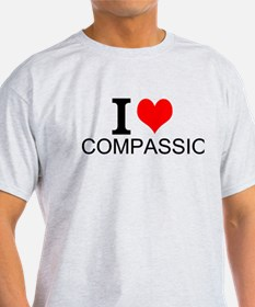 I Love Compassion T-Shirt