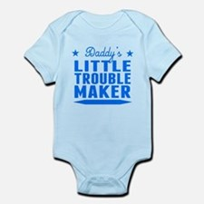 Daddys Little Trouble Maker Body Suit