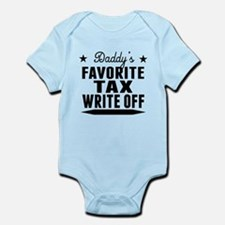 Daddys Favorite Tax Write Off Body Suit
