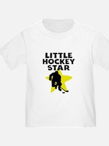 Little Hockey Star T-Shirt