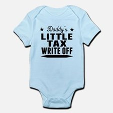Daddys Little Tax Write Off Body Suit