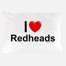 Redheads Pillow Case
