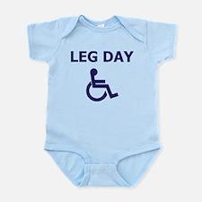Leg Day Wheelchair Body Suit