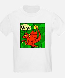 W is for Wyvern T-Shirt