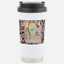 """Muerta Lisa"" Travel Mug"