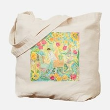 """A Healing Place"" (TM) Tote Bag"