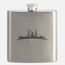 New York Flask