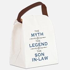 Son Canvas Lunch Bag