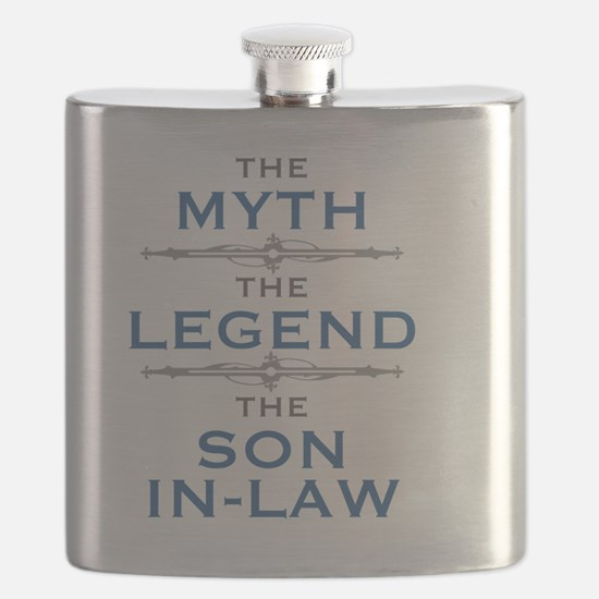 Funny Law Flask