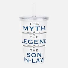Myth Legend Son-In-Law Acrylic Double-wall Tumbler