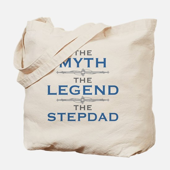 Funny Stepfather Tote Bag