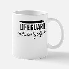Lifeguard Fueled By Coffee Mugs