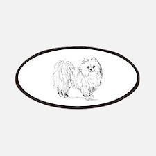 &Quot;Pomeranian&Quot; Dog Patches