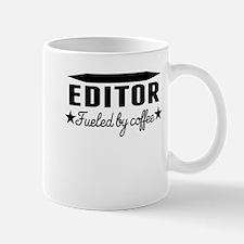 Editor Fueled By Coffee Mugs