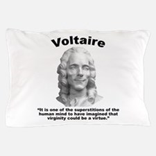 Voltaire Virginity Pillow Case
