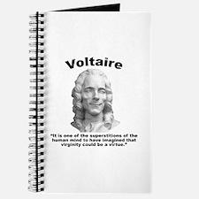 Voltaire Virginity Journal