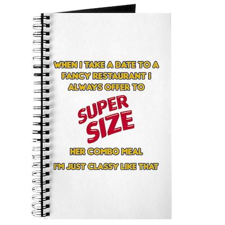 Super Size It! Journal